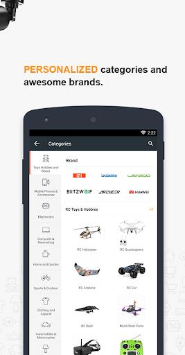 Banggood - New user get  10% OFF  coupon 5.6.5 screenshots 4