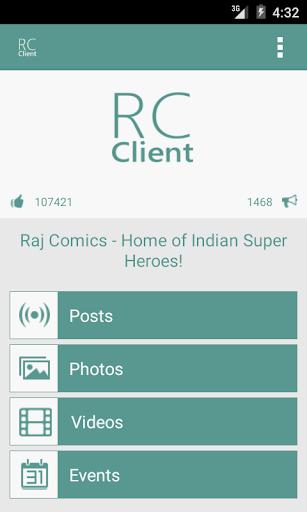 RC Client