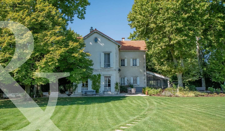 House with pool Saint-Andiol
