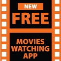 free movies watching app icon