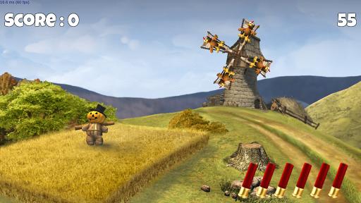 Moorhuhn screenshot 2