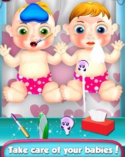 Ice Mommy Newborn - Baby Grown Screenshot