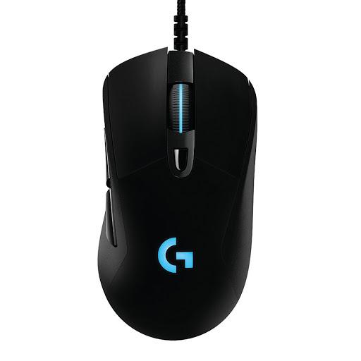 Chuột máy tính Logitech G403 (Đen)