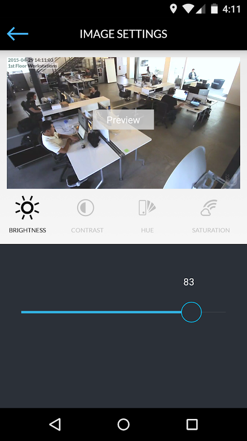 UniFi Video- screenshot