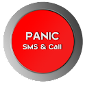 Panic Button - SMS & Call icon
