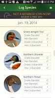 Screenshot of Ducks Unlimited