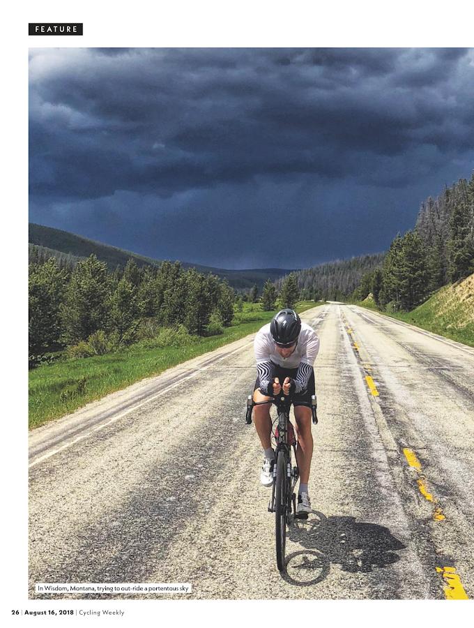 Cycling Weekly- screenshot