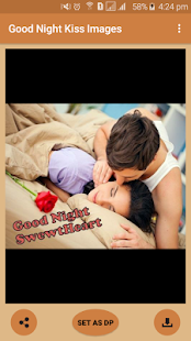 Free Good Night Kiss Images - náhled