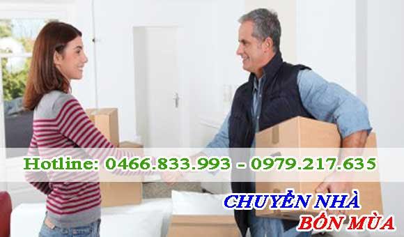 Khảo sát và báo giá dịch vụ chuyển nhà trọn gói