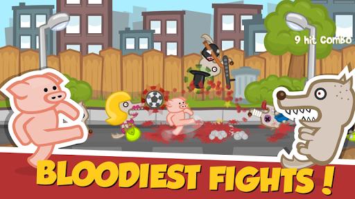 Iron Snout+ Pig Fighting Game 1.0.21 screenshots 2