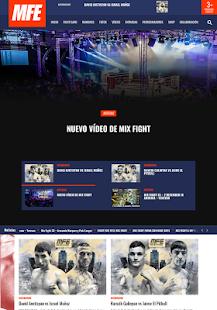 MIX FIGHT / MFE - náhled
