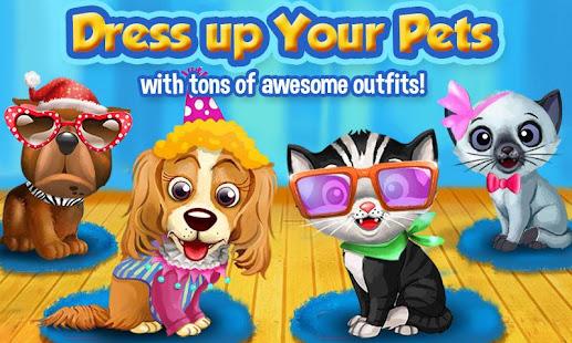 Pet Wash Play