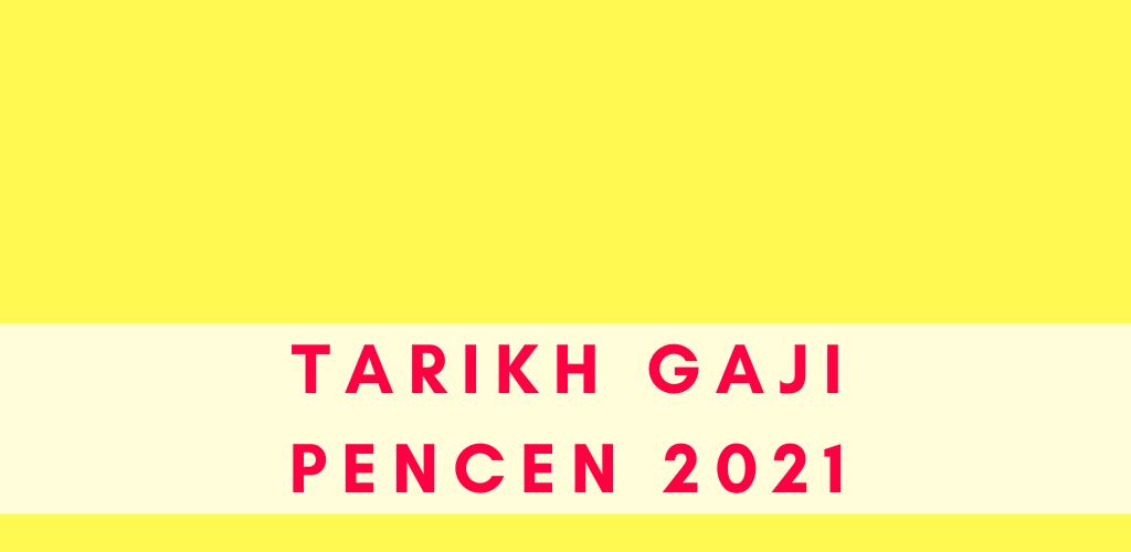 Tarikh Gaji Pencen 2021 Download Apk Free For Android Apktume Com