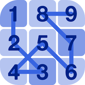 Number Knot: free puzzle app for iphone, ipad