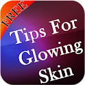 Tips For Glowing Skin icon