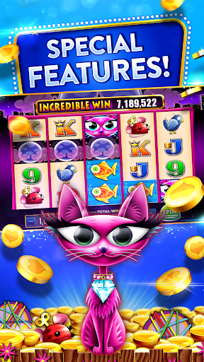 Télécharger Heart of Vegas Machines à Sous - Casino gratuit APK MOD (Astuce) screenshots 5
