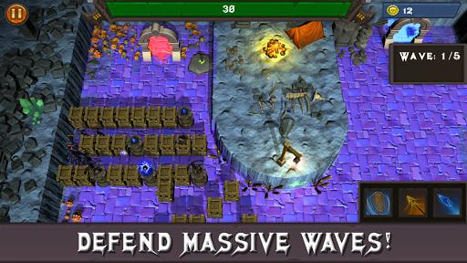 Fantasy Defense: Art of War Offline Defense screenshots 7