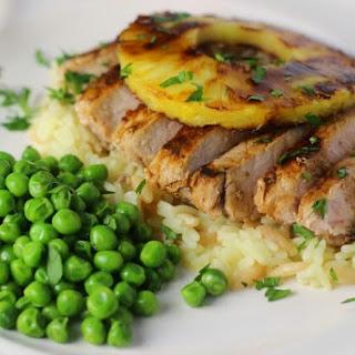 Easy Teriyaki Pork Chops.