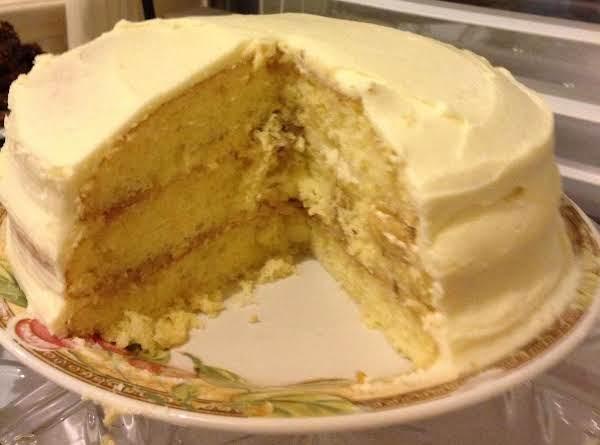 Pa June's Banana Cake