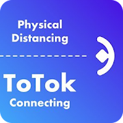 App Icon for New ToTok~Meet Unlimited Video group call HD Guide App in Czech Republic Google Play Store