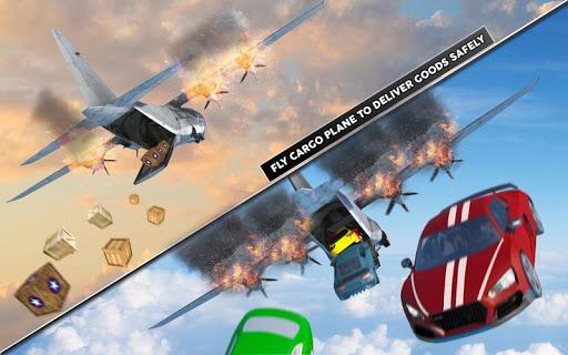 Cargo Plane Flight School: Car Transport Game 2018 1.1 screenshots 10