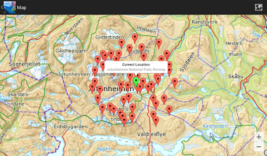 In Sight Norway Android Apps On Google Play - Norway map app