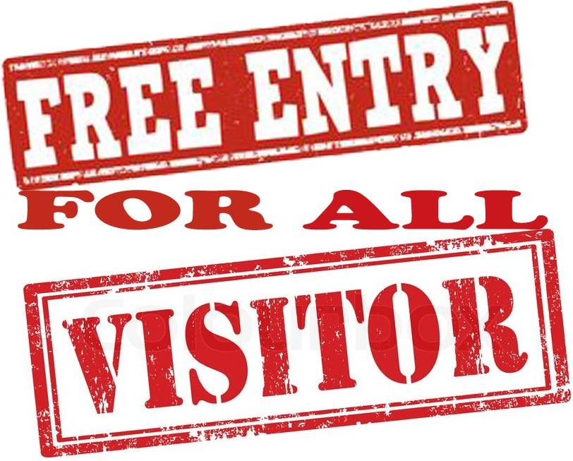 Visitors  Entry Fee