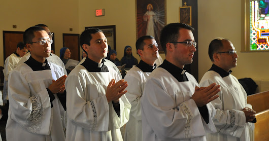 Profession of Vows - Nov. 21