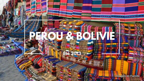 Pérou 2013
