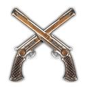 初心者の拳銃