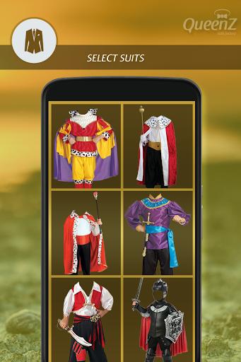 King Kids Dresses Photo Suit