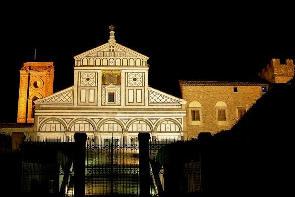 San Miniato al Monte - Firenze di bee_330