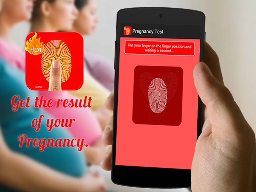 Pregnancy Test Prank
