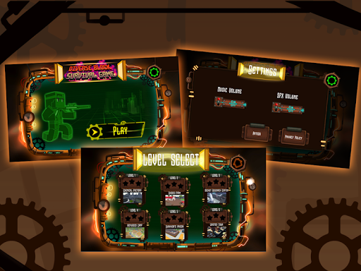 Diverse Block Survival Game 1.52 screenshots 9