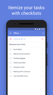 TickTick - Todo & Task List- screenshot thumbnail