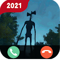 Siren Head Call Video and Chat 2020 icon