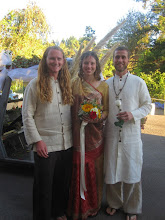 Photo: Kent, Karuna, Ramprashad: wedding