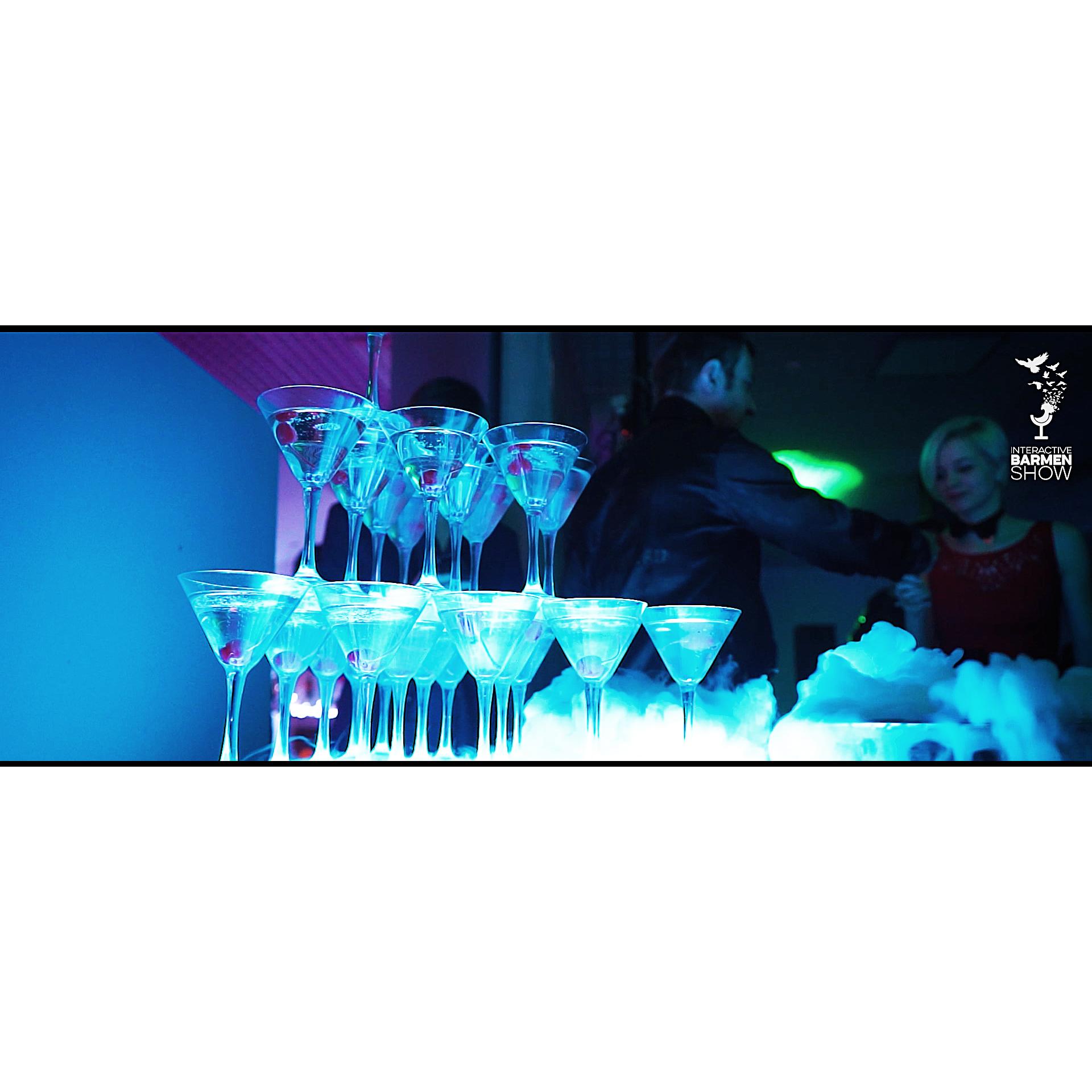 Interactive Barmen Show в Перми