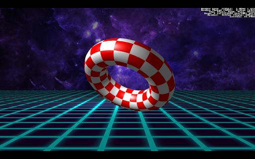 Amiga Torus Demo 1.0 Windows u7528 4