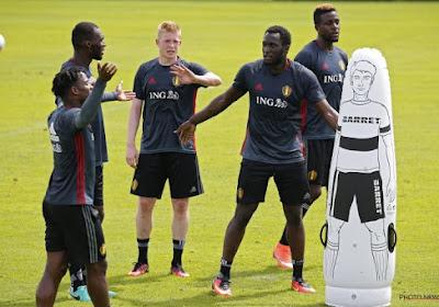 Pas d'entraînement à Lille pour les Diables