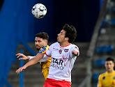 Moeskroen ziet speler uitvallen voor verplaatsing naar Charleroi