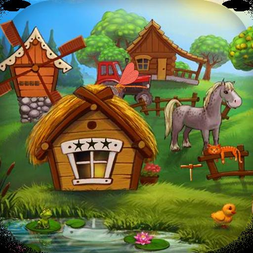 Escape Game - Cartoon Village