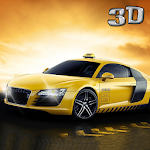 Yellow Taxi Driver City Rush 1.0 Apk
