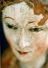"Photo: Maria Magdalena, Anfang 14. Jahrhundert, Eichenholz bemaltMaria Magdalena, 14th century, paintedAus der Serie ""Madonna & Co""from the serie ""Madonna & Co."""