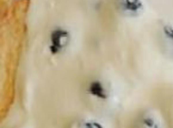 Fresh Blueberry Cream Cheese Pie Recipe