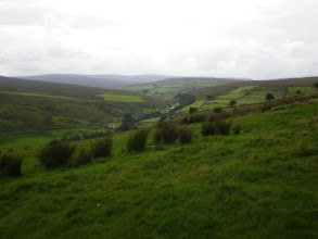 Photo: PW - From Great Shunner Fell to Tan Hill: Swaledale