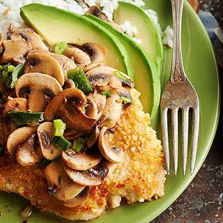 Almond Mushroom Chicken Recipes