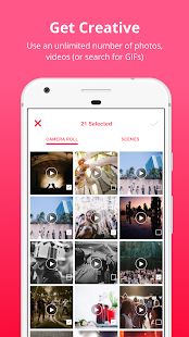 Lomotif music video editor android apps on google play lomotif music video editor screenshot thumbnail ccuart Choice Image