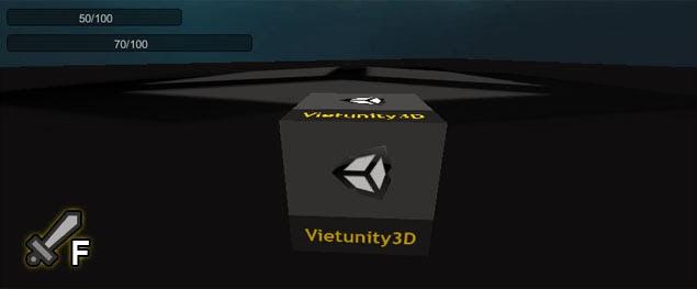 [Project RPG] Hướng dẫn tạo tính năng chiến đấu cận chiến cho người chơi và enemy trong Unity