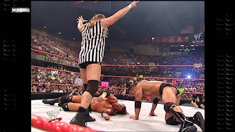 Judgment Day May 21, 2000 Iron Man Match for the WWE Championship The Rock vs. Triple H